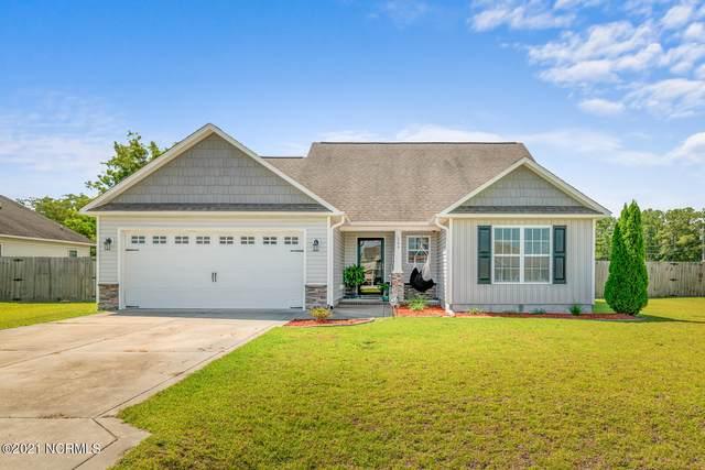 204 Long Neck Drive, Richlands, NC 28574 (MLS #100290640) :: Shapiro Real Estate Group