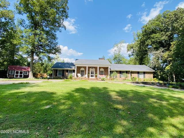 343 Mccotter Drive, Grifton, NC 28530 (MLS #100290652) :: The Tingen Team- Berkshire Hathaway HomeServices Prime Properties