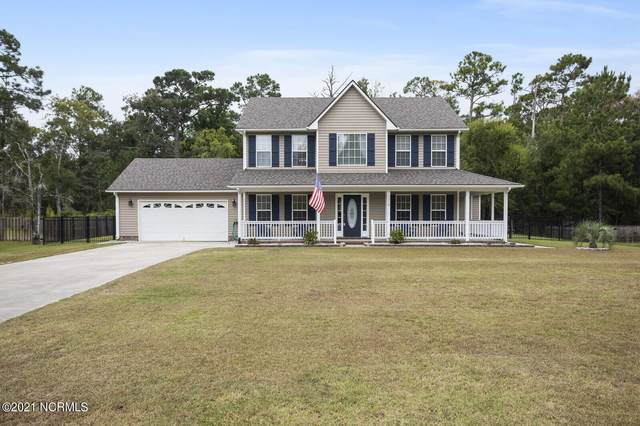 1515 Chadwick Shores Drive, Sneads Ferry, NC 28460 (MLS #100290657) :: Donna & Team New Bern