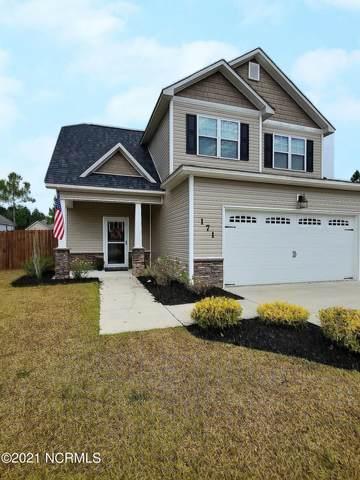 171 Pamlico Drive, Holly Ridge, NC 28445 (MLS #100290681) :: Berkshire Hathaway HomeServices Hometown, REALTORS®