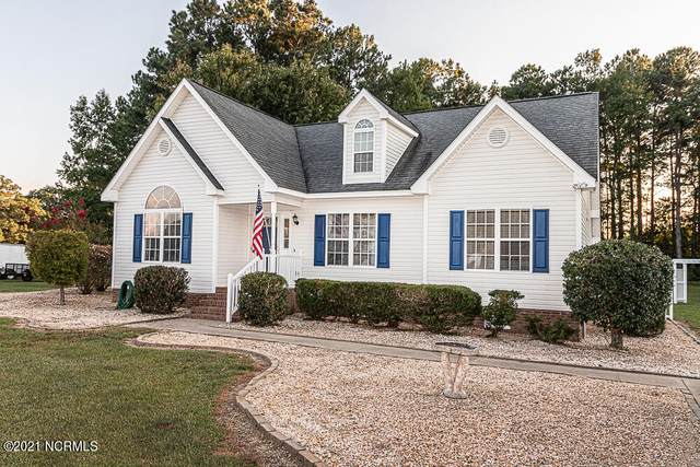 6984 Colby Road, Rocky Mount, NC 27803 (MLS #100290687) :: Thirty 4 North Properties Group