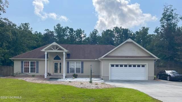 473 Lancaster Woods Drive, Supply, NC 28462 (MLS #100290694) :: The Tingen Team- Berkshire Hathaway HomeServices Prime Properties