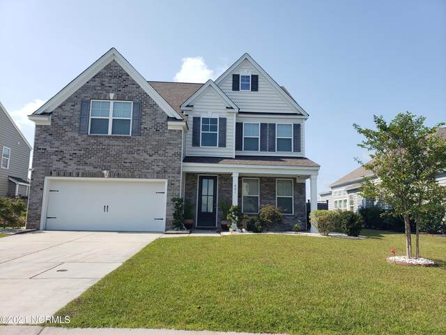 601 Steele Loop, Wilmington, NC 28411 (MLS #100290698) :: Vance Young and Associates