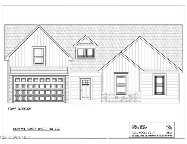 699 Boundaryline Drive NW, Calabash, NC 28467 (MLS #100290703) :: Shapiro Real Estate Group
