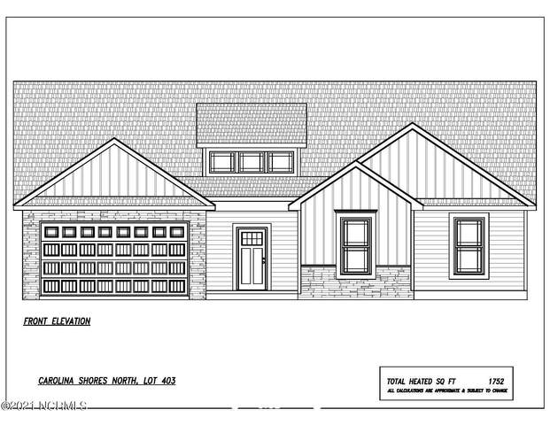 707 Boundaryline Drive NW, Calabash, NC 28467 (MLS #100290704) :: Shapiro Real Estate Group