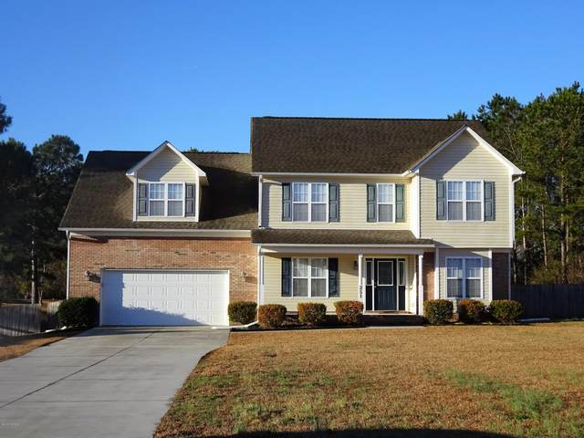 251 Rutherford Way, Jacksonville, NC 28540 (MLS #100290712) :: Frost Real Estate Team