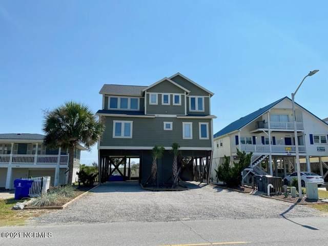 807 Ocean Boulevard W, Holden Beach, NC 28462 (MLS #100290714) :: Coldwell Banker Sea Coast Advantage