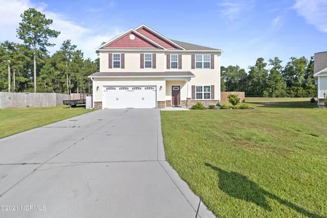 212 Imperial Lane, Jacksonville, NC 28546 (MLS #100290735) :: Holland Shepard Group