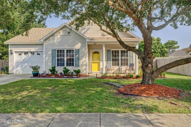 6611 Wheatfields Court, Wilmington, NC 28411 (MLS #100290767) :: Vance Young and Associates
