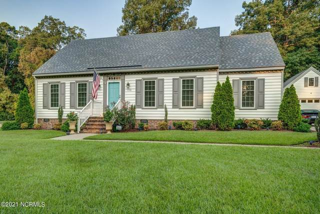 116 Pinewood Avenue, Rocky Mount, NC 27804 (MLS #100290784) :: Barefoot-Chandler & Associates LLC