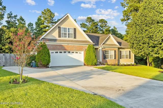 410 Little Creek Court, Jacksonville, NC 28546 (MLS #100290791) :: RE/MAX Elite Realty Group