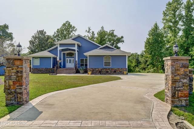 695 Scorpion Drive, Wilmington, NC 28411 (MLS #100290798) :: Coldwell Banker Sea Coast Advantage