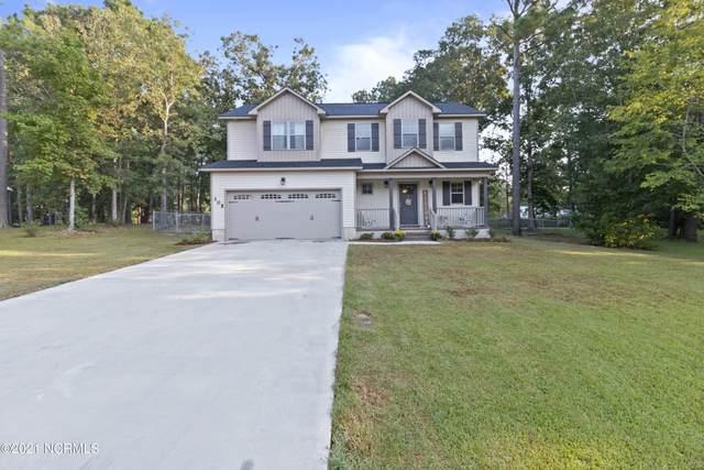 305 Foliage Court, Jacksonville, NC 28540 (MLS #100290815) :: Shapiro Real Estate Group