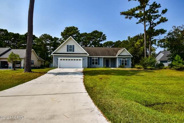 217 Mulligan Drive, Swansboro, NC 28584 (MLS #100290827) :: David Cummings Real Estate Team