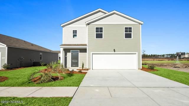 803 Airlie Vista Lane Lot 139, Surf City, NC 28445 (MLS #100290829) :: David Cummings Real Estate Team