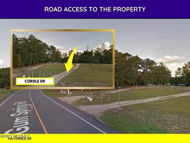 1 Cordle Drive, White Oak, NC 28399 (MLS #100290846) :: Barefoot-Chandler & Associates LLC