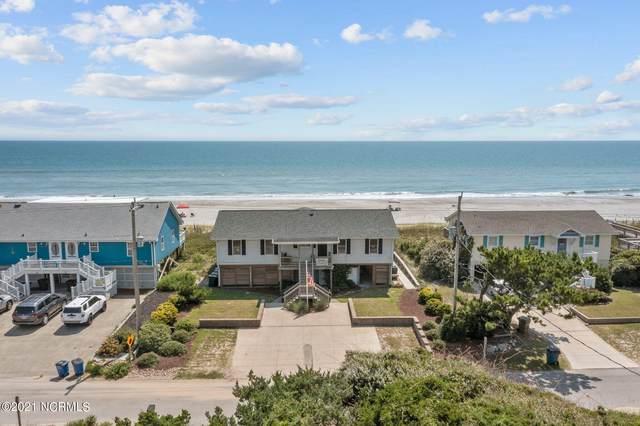 1207 Ocean Drive, Emerald Isle, NC 28594 (MLS #100290847) :: Barefoot-Chandler & Associates LLC