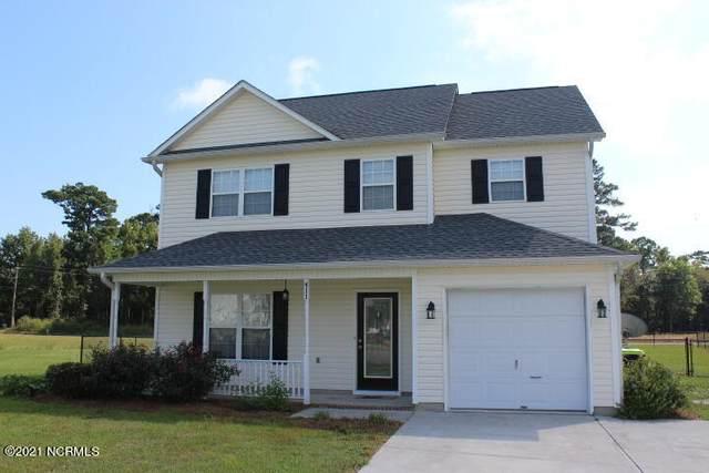 411 Mathew Andrew Court, Swansboro, NC 28584 (MLS #100290864) :: RE/MAX Elite Realty Group