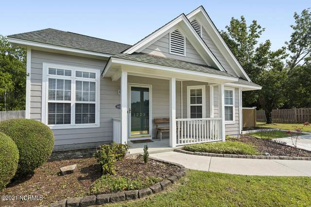 1223 Lacewood Court, Wilmington, NC 28409 (MLS #100290867) :: Vance Young and Associates