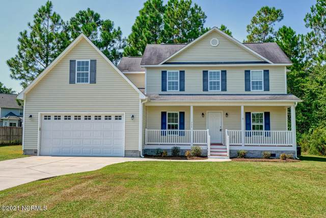 208 Everett Drive, Sneads Ferry, NC 28460 (MLS #100290869) :: RE/MAX Elite Realty Group