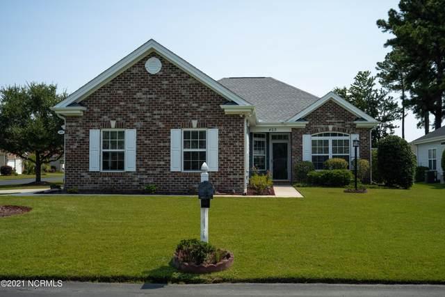 403 Seneca Street NW, Calabash, NC 28467 (MLS #100290873) :: RE/MAX Elite Realty Group
