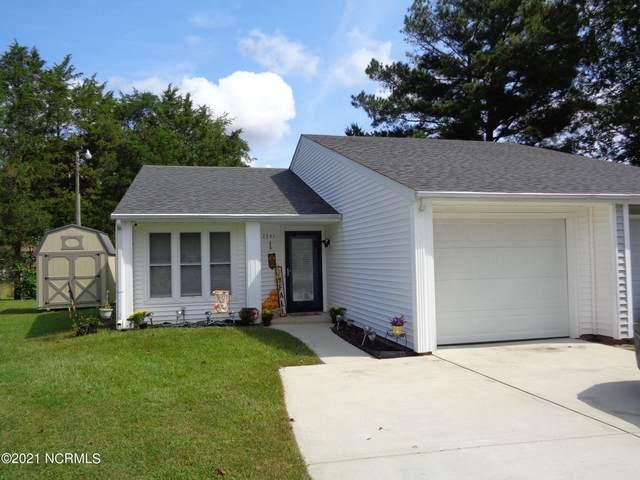 2341 Villa Drive, Kinston, NC 28504 (MLS #100290875) :: Berkshire Hathaway HomeServices Prime Properties