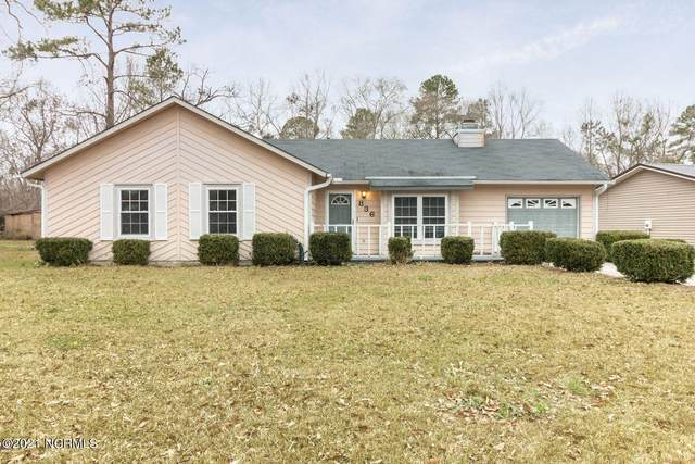 836 Mill River Road, Jacksonville, NC 28540 (MLS #100290877) :: RE/MAX Elite Realty Group
