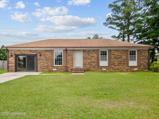 622 Winchester Road, Jacksonville, NC 28546 (MLS #100290892) :: Berkshire Hathaway HomeServices Prime Properties