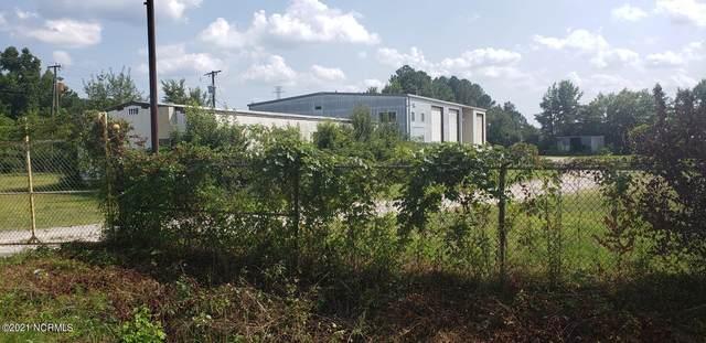 1119 Instrument Drive, Rocky Mount, NC 27804 (MLS #100290926) :: Berkshire Hathaway HomeServices Prime Properties