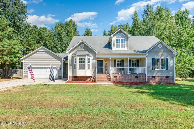 322 Hunter Lane, Zebulon, NC 27597 (MLS #100290959) :: Berkshire Hathaway HomeServices Prime Properties