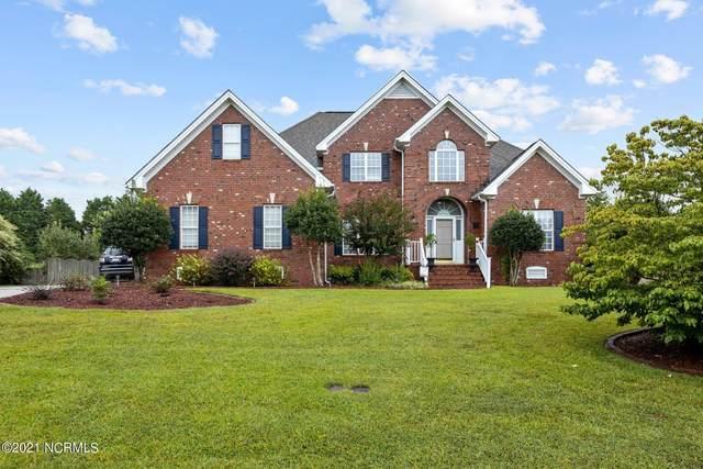 3312 Greystone Drive, Rocky Mount, NC 27804 (MLS #100290967) :: Barefoot-Chandler & Associates LLC