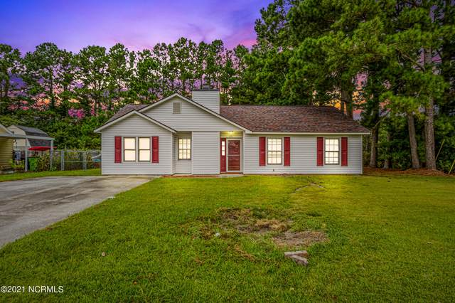 211 Hunting Green Drive, Jacksonville, NC 28546 (MLS #100290971) :: Barefoot-Chandler & Associates LLC