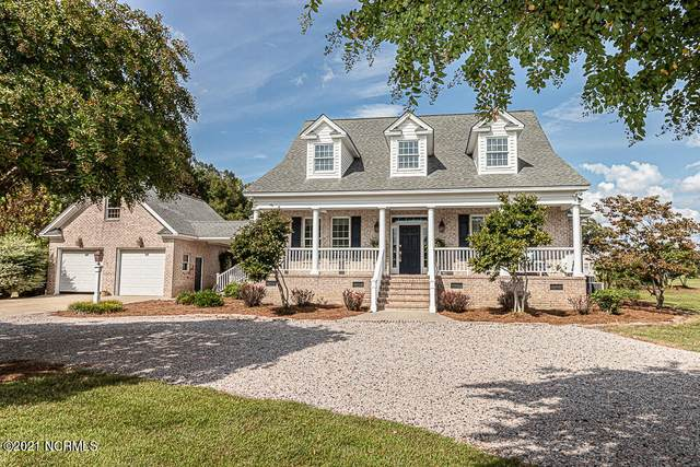 5893 Tar River Cove Drive, Rocky Mount, NC 27803 (MLS #100290974) :: Courtney Carter Homes