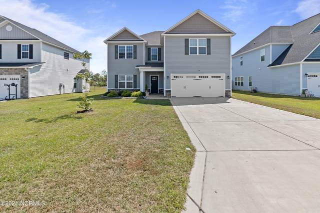605 High Tide Drive, Sneads Ferry, NC 28460 (MLS #100290985) :: Shapiro Real Estate Group