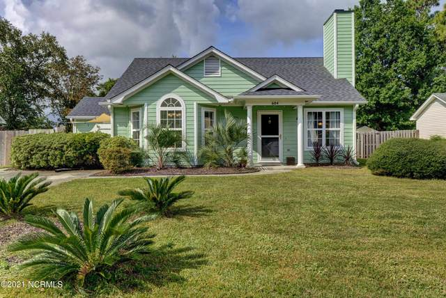 604 Bay Blossom Drive, Wilmington, NC 28411 (MLS #100290992) :: Vance Young and Associates