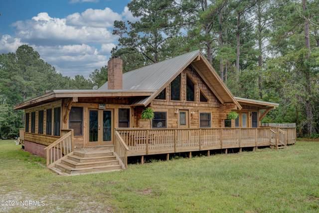 8504 Daws Creek Road SE, Winnabow, NC 28479 (MLS #100290998) :: Berkshire Hathaway HomeServices Prime Properties