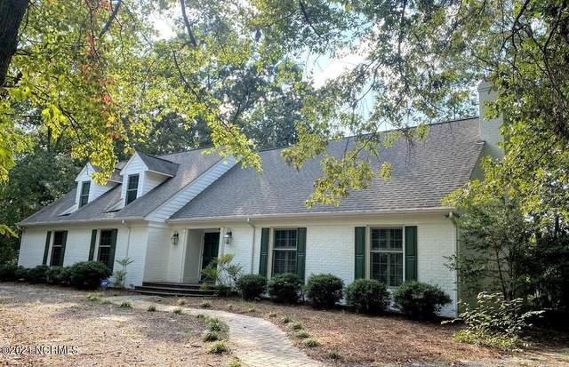 12321 Fairlane Drive, Laurinburg, NC 28352 (MLS #100291005) :: Vance Young and Associates