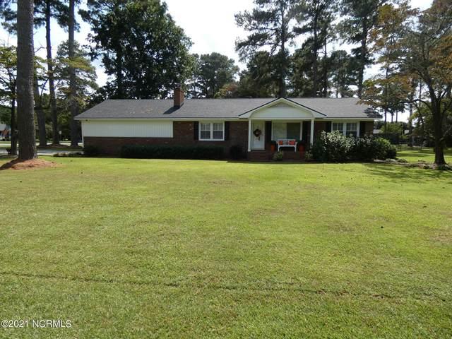 606 Fairfax Street, Clinton, NC 28328 (MLS #100291006) :: Watermark Realty Group