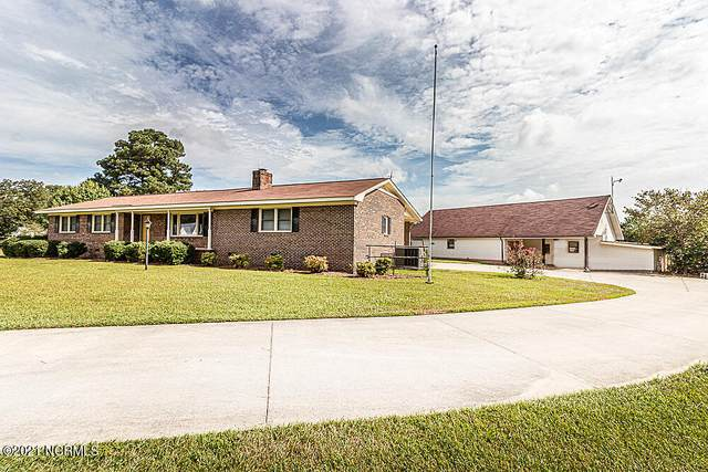 8027 S Old Carriage Road, Rocky Mount, NC 27803 (MLS #100291013) :: Thirty 4 North Properties Group