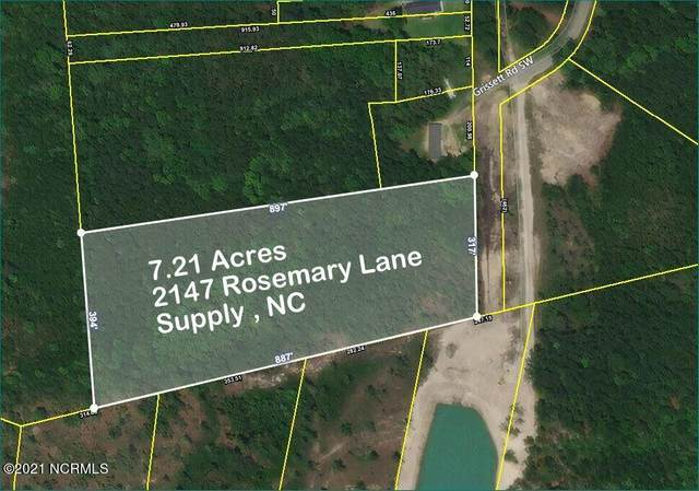 2147 Rosemary Lane SW, Supply, NC 28462 (MLS #100291021) :: The Oceanaire Realty