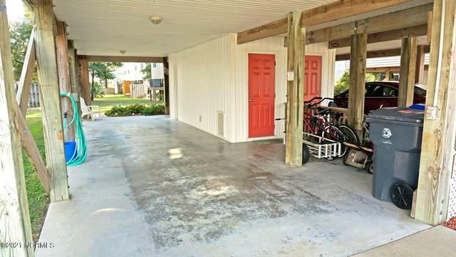 502 Tennessee Avenue #1, Carolina Beach, NC 28428 (MLS #100291034) :: The Cheek Team