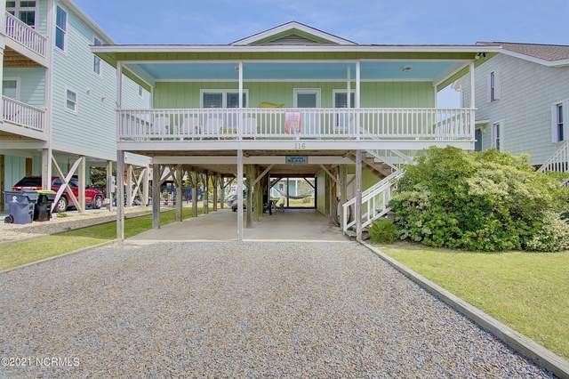 116 Sunshine Lane, Holden Beach, NC 28462 (MLS #100291036) :: Coldwell Banker Sea Coast Advantage