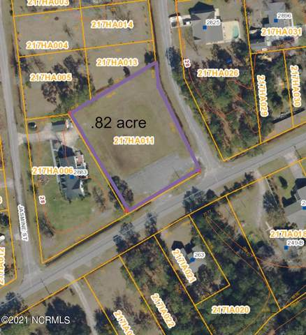 0 Riverside Drive, Varnamtown, NC 28462 (MLS #100291046) :: Shapiro Real Estate Group