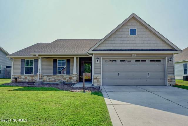 813 Dynasty Drive, Jacksonville, NC 28546 (MLS #100291051) :: Holland Shepard Group