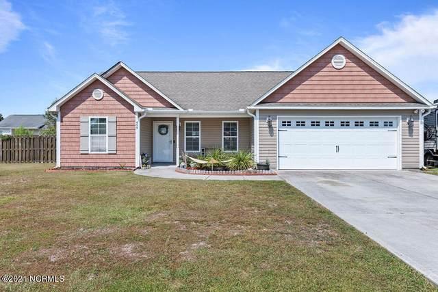 404 Ridgeway Lane, Holly Ridge, NC 28445 (MLS #100291053) :: Berkshire Hathaway HomeServices Hometown, REALTORS®