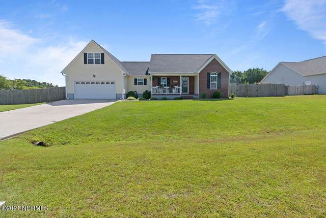 149 Forbes Estates Drive, Jacksonville, NC 28540 (MLS #100291054) :: Barefoot-Chandler & Associates LLC
