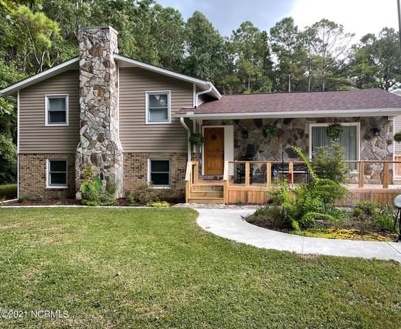 1189 Wolf Swamp Road, Jacksonville, NC 28546 (MLS #100291055) :: Barefoot-Chandler & Associates LLC