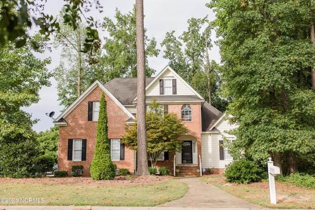 3020 Woods Walk Way, Rocky Mount, NC 27804 (MLS #100291058) :: Berkshire Hathaway HomeServices Prime Properties
