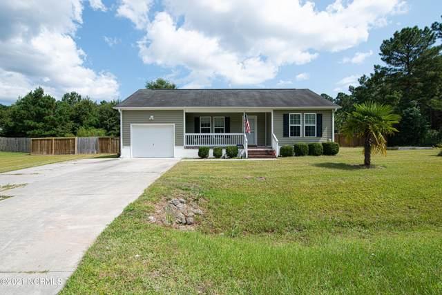 100 Republic Court, Jacksonville, NC 28540 (MLS #100291061) :: Barefoot-Chandler & Associates LLC
