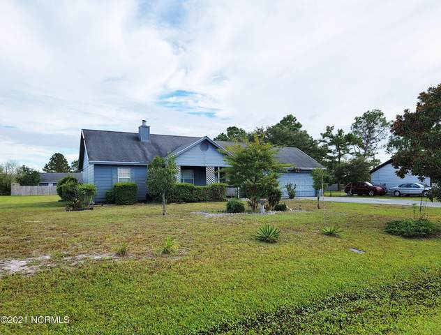314 Dayrell Drive, Hubert, NC 28539 (MLS #100291062) :: RE/MAX Elite Realty Group